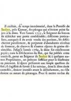 rapport du clergé en 1774